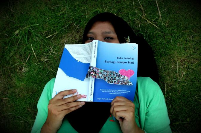[Review Buku]: Berbagi dengan Hati