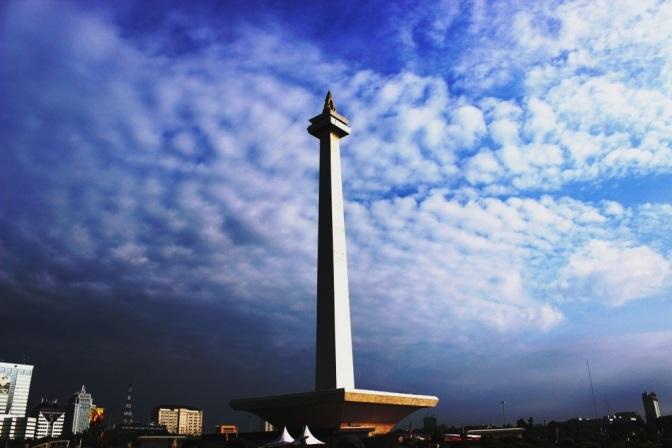Di Jakarta, Kutemukan….