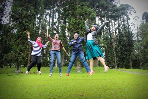 Mari melompat lebih tinggi!