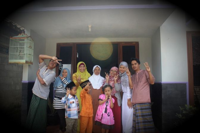 Ohana means family…..